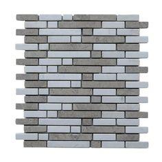 Mozaika Colours Argente 30 x 30 cm - Płytki ścienne - Płytki ścienne, podłogowe i elewacyjne - Wykończenie