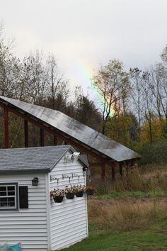 Solar panels..like this idea