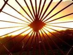 Sunset, Por do sol, gradilho, varanda