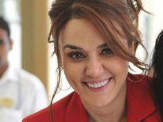 Preity Zinta - Highly Educated Bollywood Celebriy