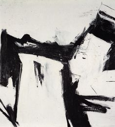 Pittston 1958 Painting By Franz Kline - Reproduction Gallery Robert Motherwell, Franz Kline, Action Painting, Painting Lessons, Mark Rothko, Abstract Painters, Oil Painting Abstract, Watercolor Artists, Painting Art