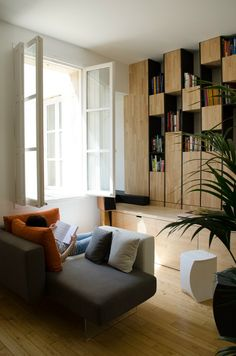 Appartement M, Bordeaux, 2014 - L'atelier miel