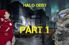 Game Buds Halo Master Chief Collection   HALO ODST  Part 1