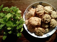 ciasteczka z czekoladą - cookies with chocolate