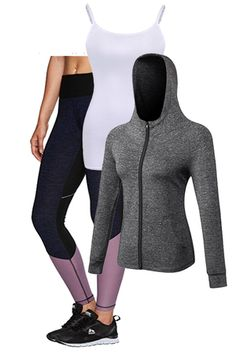 Fitness — Outfits For Life Spring Outfits, Winter Outfits, Casual Outfits, Fashion Outfits, Athletic Outfits, Athletic Wear, Fit Board Workouts, Workout Board, Workout Attire