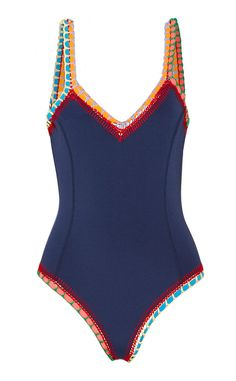 One-Piece Swimsuits from Best One-Piece Swimsuits  Kiini Tasmin Scoop Back One-Piece Swimsuit, $315