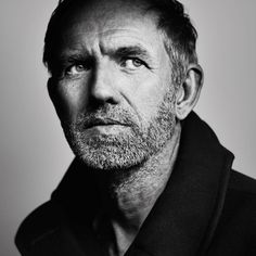 """""""I actually had to sell the house afterwards. I thought I was going to get the money back but it didnt work out."""" Anton Corbijn on financing his first film 'Control' Old Man Face, The Magnificent Seven, Martin Gore, Famous Musicians, Mario Testino, Joy Division, Face Photo, Christy Turlington, Dutch Artists"""