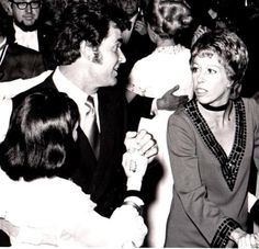James Garner and Carol Burnett