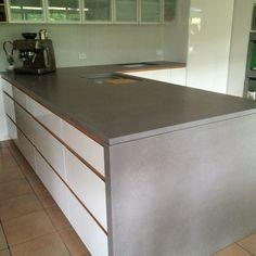 92 Best Concrete Kitchen Island Benchtops Images