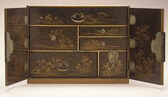 Lacquered chest of drawers LACMA Collections Online