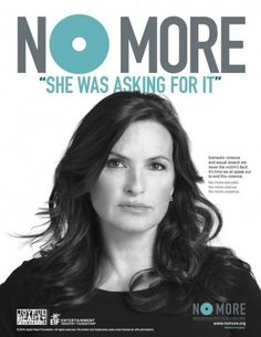 'Law And Order's Mariska Hargitay Teams Up With Amy Poehler And Other Celebrities To Fight Rape Culture