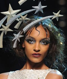 haute couture makeup | ... Dior's cosmic Haute Couture beauty - Catwalk Beauty on Kiss And Makeup