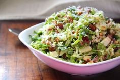 Looking for Fast & Easy Appetizer Recipes, Healthy Recipes, Side Dish Recipes, Vegetarian Recipes! Recipechart has over free recipes for you to browse. Find more recipes like Shredded Brussels Sprout Salad with Citrus Vinaigrette. Shredded Brussel Sprout Salad, Sprouts Salad, Brussels Sprouts, Vegetarian Recipes, Cooking Recipes, Healthy Recipes, Healthy Foods, Free Recipes, Citrus Vinaigrette