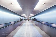Frankfurt Airport by Neshas