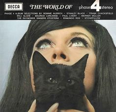 The World of Phase 4 - Various Artists. 1969