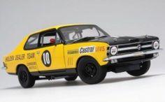 1972 CALDER TEST HOLDEN LC TORANA V8 XU-1 (THE XU-2) PETER BROCK 1:18