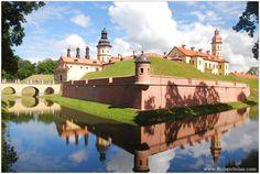 Nesvizh Castle, Minskaya Voblasts', Belarus