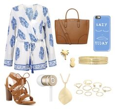 """""""Casual School Day #12"""" by seragart on Polyvore featuring Dorothy Perkins, Casetify, Beats by Dr. Dre, Seoul Little, Liz Claiborne, Boutique+ and Charlotte Russe"""