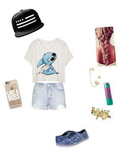 """🖕😎"" by xodragon14 ❤ liked on Polyvore featuring Topshop, BaubleBar, Vans, Bling Jewelry and Casetify"