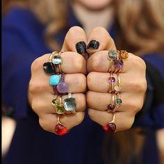Pomellato rings!