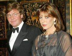 Caroline von Monaco mit Ernst-August von Hannover                                                                                                                                                                                 Mais