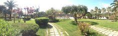 Panoramica Giardini al Grand Hotel President