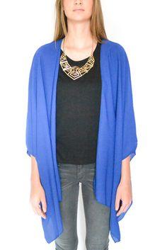 Wendy Kimono Blue