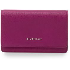 Givenchy Flap Wallet On Chain