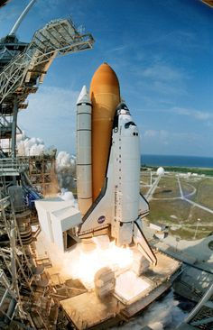TODAY IN HISTORY: The Space Shuttle Endeavour blasts off from Cape Canaveral on June 5, 2002. (NASA)