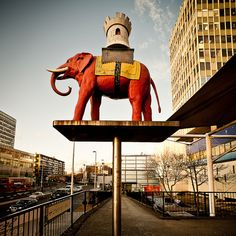 """See 110 photos and 4 tips from 1758 visitors to Elephant & Castle. """"Elephant Park is going to make Elephant & Castle the coolest place to live in Zone Elephant And Castle, Elephant Book, Vintage London, Old London, Weekend In London, London History, Things To Do In London, Coal Mining, South London"""