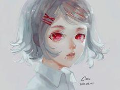 tokyo ghoul - Juuzou / #cute