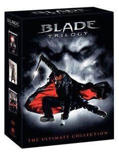 Blade Trilogy Box set
