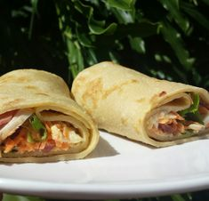 Grain free wraps - Powered by @ultimaterecipe