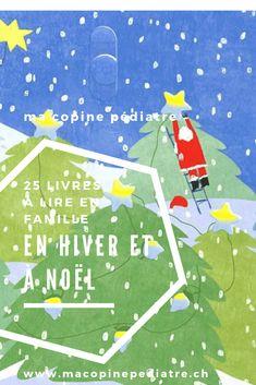 25 livres à lire en famille, en hiver et à Noël Lus, Grinch, Books To Read, Winter, Child