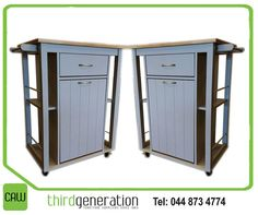 This portable cabinet from is perfect for storage in your and and can be moved around to change your room's look. Generation Photo, Best Appliances, Change, Cabinet, Bathroom, Storage, Kitchen, Home, Decor