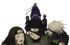 <3 Rin, Obito & Kakashi (Team Minato)