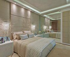 "Decor, Interiores & Dicas on Instagram: ""Detalhes quarto de casal by Iara Kilaris 😍🔝@_decor4home #interior #interiordesign #arquitetura #architecture #designforinspo #inspiration …"""