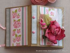 mini étui à post-it shabby http://www.lespassetempsdalexandrine.com/categorie-12561890.html