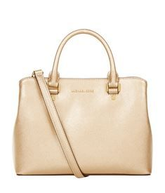 View the Medium Savannah Saffiano Satchel