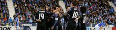 Cronica Leganes-Real Madrid: Los chavales toman Butarque