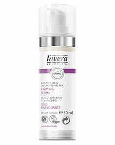 Lavera Firming Serum - Lavera Skincare Ageing, Organic Beauty, Vodka Bottle, Serum, Anti Aging, Foundation, Skincare, Skin Care, Skin Treatments