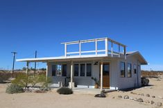 Entire home/apt in Joshua Tree, United States. A perfect escape with sweeping views. This renovated homestead cabin sits on over 22 acres and is a perfect place to relax, unwind & experien.