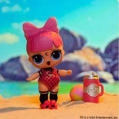 Other Dolls Lol Lil Sister Series 3 Spfqt Doll