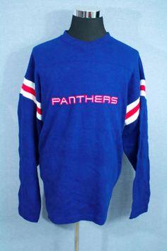 NHL-PANTHERS-Blueline-Mens-Shirt-Navy-Blue-Size-2X-LARGE