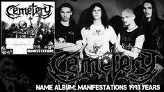 Cemetery - Manifestations'93 [Full Album]