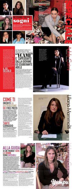 02 speciale donna GENNAIO 200... - Donna Impresa Magazine - Magazine with 4 pages: 02 speciale donna GENNAIO 200... - Donna Impresa Magazine