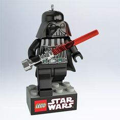 $24.95-$29.90 Darth Vader LEGO Star Wars Keepsake Ornament - Keepsake Ornaments let you bring big milestones and little moments to your tree for you to remember always. http://www.amazon.com/dp/B0055PF3MA/?tag=pin2wine-20