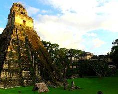 Tikal Peten, Guatemala