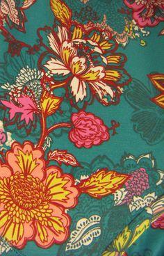 print & pattern: FASHION PRINTS