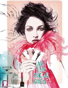Montse Bernal - the Spanish Illustrators are the best!